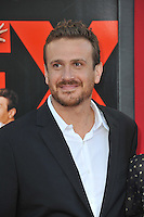 Jason Segel at the world premiere of his movie &quot;Sex Tape&quot; at the Regency Village Theatre, Westwood.<br /> July 10, 2014  Los Angeles, CA<br /> Picture: Paul Smith / Featureflash