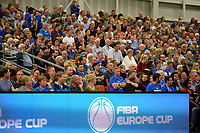 LEEK - Basketbal, Donar - Istanbul BBSK, Europe Cup, seizoen 2018-2019, 17-10-2018,  veel publiek en Donar fans