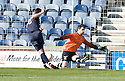 BRIAN GRAHAM SCORES RAITH'S FIRST