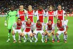 UEFA Champions League 2013/2014.<br /> FC Barcelona vs AFC Ajax: 4-0 - Game: 1.