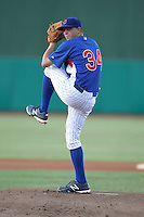 Paul Blackburn - 2012 AZL Cubs (Bill Mitchell)