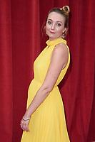 Cerrie Burnell<br /> arriving for the British Soap Awards 2018 at the Hackney Empire, London<br /> <br /> ©Ash Knotek  D3405  02/06/2018