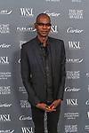 Artist Mark Bradford arrives at the WSJ. Magazine 2017 Innovator Awards at The Museum of Modern Art in New York City, on November 1, 2017.