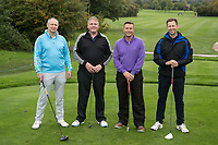 Turner & Townsend from left: Mark Deakin, John Bowes, Nigel Jemson and Nick Taylor