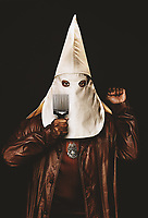 BlacKkKlansman (2018) <br /> Promotional art with John David Washington<br /> *Filmstill - Editorial Use Only*<br /> CAP/MFS<br /> Image supplied by Capital Pictures