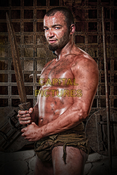 NICK E. TARABAY.in Spartacus: Gods of the Arena.*Filmstill - Editorial Use Only*.CAP/FB.Supplied by Capital Pictures.