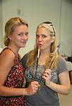As The World Turns Meredith Hagner & Terry Colombino paint at the 12th Annual SoapFest - Painting Party to benefit Marco Island YMCA, theatre program & Art League of Marco Island on May 15, 2010 on Marco Island, FLA. (Photo by Sue Coflin/Max Photos)