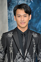 Wesley Wong at the Global premiere for &quot;Pacific Rim Uprising&quot; at the TCL Chinese Theatre, Los Angeles, USA 21 March 2018<br /> Picture: Paul Smith/Featureflash/SilverHub 0208 004 5359 sales@silverhubmedia.com