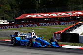 Verizon IndyCar Series<br /> Honda Indy 200 at Mid-Ohio<br /> Mid-Ohio Sports Car Course, Lexington, OH USA<br /> Sunday 30 July 2017<br /> Scott Dixon, Chip Ganassi Racing Teams Honda<br /> World Copyright: Michael L. Levitt<br /> LAT Images