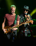 Sting and Shaggy - The 44/876 Tour at  Fillmore Miami Beach at the Jackie Gleason Theatre