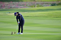 PATTAYA, THAILAND - FEBRUARY 22: Angel Yin of USA during the second round of the Honda LPGA Thailand 2019 at Siam Country Club Pattaya (Old Course), Pattaya, Thailand on February 22, 2019.<br /> .<br /> .<br /> .<br /> (Photo by: Naratip Golf Srisupab/SEALs Sports Images)<br /> .<br /> Any image use must include a mandatory credit line adjacent to the content which should read: Naratip Golf Srisupab/SEALs Sports Images