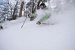 Jay Peak Resort Powder Skiing
