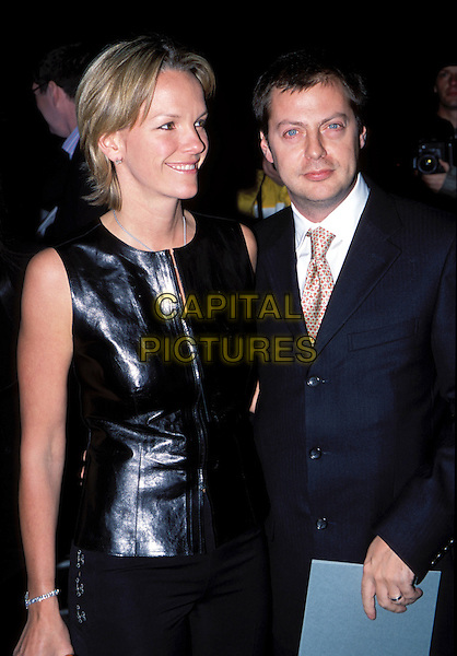 ELIZABETH MURDOCH & MATTHEW FREUD.Nobu Japanese Garden party at the Metropolitan Hotel.Ref: AH.www.capitalpictures.com.sales@capitalpictures.com.© Capital Pictures