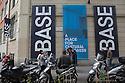 Base Milano a place for cultural progress at Place Largo delle culture during Fuorisalone 2016, in Milan, April 15, 2016. &copy; Carlo Cerchioli<br /> <br /> Base Milano uno spazio per il progresso culturale a Largo delle Culture durante il Fuorisalone 2016, Milano 15 aprile 2016.