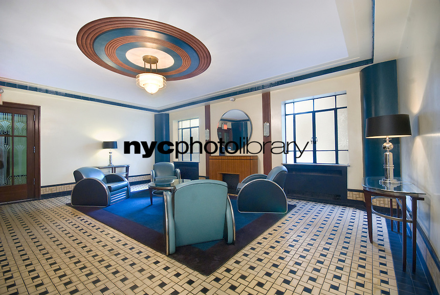 Lobby at 555 West 23rd St