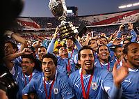 Copa América 2011 Final Uruguay vs Paraguay