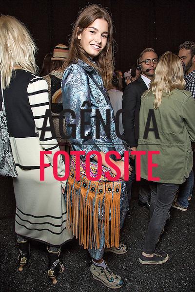 Nova Iorque, EUA '09/2014 - Desfile de Anna Sui durante a Semana de moda de Nova Iorque  -  Verao 2015. <br /> <br /> Foto: FOTOSITE