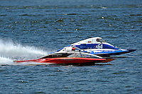 "Andrew Tate, A-25 ""Fat Chance"" and Kevin Kreitzer, A-64 ""Blue Devil"" (2.5 MOD class hydroplane(s)"