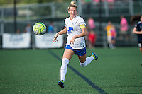 Allston, MA - Sunday July 17, 2016: Kassey Kallman during a regular season National Women's Soccer League (NWSL) match between the Boston Breakers and Sky Blue FC at Jordan Field.