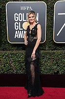 Missi Pyle arrives at the 75th Annual Golden Globe Awards at the Beverly Hilton in Beverly Hills, CA on Sunday, January 7, 2018.<br /> *Editorial Use Only*<br /> CAP/PLF/HFPA<br /> &copy;HFPA/Capital Pictures