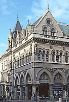 Glasgow: Stock Exchange, 1875. Buchanan St. John Burnet Sr. Photo '90.