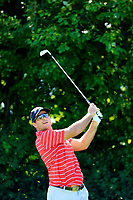 Ryan Fox (NZL) during the first round of the Lyoness Open powered by Organic+ played at Diamond Country Club, Atzenbrugg, Austria. 8-11 June 2017.<br /> 08/06/2017.<br /> Picture: Golffile | Phil Inglis<br /> <br /> <br /> All photo usage must carry mandatory copyright credit (&copy; Golffile | Phil Inglis)