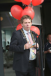 Mayor Michael O'Dowd at the Launch of the Samba Festival in the D Hotel...Photo NEWSFILE/Jenny Matthews.(Photo credit should read Jenny Matthews/NEWSFILE)....This Picture has been sent you under the condtions enclosed by:.Newsfile Ltd..The Studio,.Millmount Abbey,.Drogheda,.Co Meath..Ireland..Tel: +353(0)41-9871240.Fax: +353(0)41-9871260.GSM: +353(0)86-2500958.email: pictures@newsfile.ie.www.newsfile.ie.FTP: 193.120.102.198.