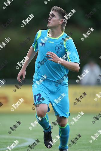 2008-07-16 / Voetbal / seizoen 2008 - 2009 / KFCO Wilrijk / Jens Van Loon..Foto: Maarten Straetemans (SMB)