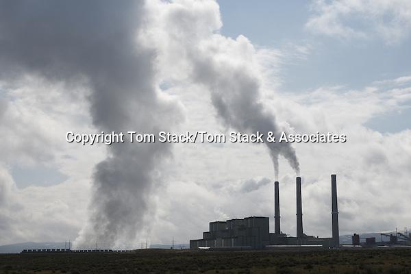 Power plant, Craig, Colorado