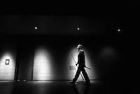 Pix:Michael Steele/SWpix...Snooker. Steve Davis, Doncastor Dome, 1992...COPYRIGHT PICTURE>>SIMON WILKINSON..Steve Davis.