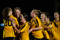 20180829 Girls Football Premier Final - Wellington Girls' College v St Mary's College