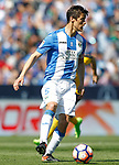 CD Leganes' Martin Mantovani during La Liga match. February 25,2017. (ALTERPHOTOS/Acero)