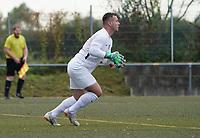 Chris Keilmann (Riedrode) - Büttelborn 03.10.2019: SKV Büttelborn vs. FSG Riedrode, Gruppenliga Darmstadt