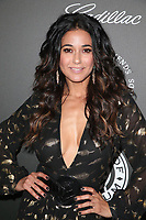 SANTA MONICA, CA - JANUARY 6: Emanuelle Chriqui at Art of Elysium's 11th Annual HEAVEN Celebration at Barker Hangar in Santa Monica, California on January 6, 2018. <br /> CAP/MPI/FS<br /> &copy;FS/MPI/Capital Pictures