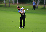 Joost Luiten (NED) plays his 2nd shot on the 11th hole during Day 2 of the BMW Italian Open at Royal Park I Roveri, Turin, Italy, 10th June 2011 (Photo Eoin Clarke/Golffile 2011)