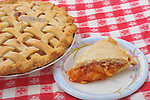 Pie Baking contest.  Peach Pie.  Olympia Baker's Guild