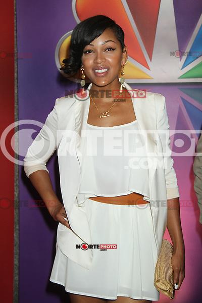 Meagan Good at NBC's Upfront Presentation at Radio City Music Hall on May 14, 2012 in New York City. ©RW/MediaPunch Inc.