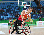 Wheelchair Basketbal - Rio 2016l