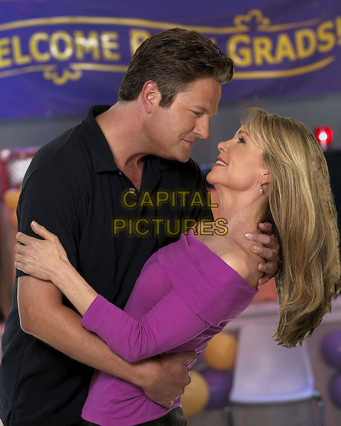 DALE MIDKIFF & LISA HARTMAN BLACK.in Back To You & Me.*Editorial Use Only*.www.capitalpictures.com.sales@capitalpictures.com.Supplied by Capital Pictures.