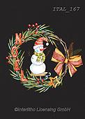 Alberta, CHRISTMAS SANTA, SNOWMAN, WEIHNACHTSMÄNNER, SCHNEEMÄNNER, PAPÁ NOEL, MUÑECOS DE NIEVE, paintings+++++,ITAL167,#x#