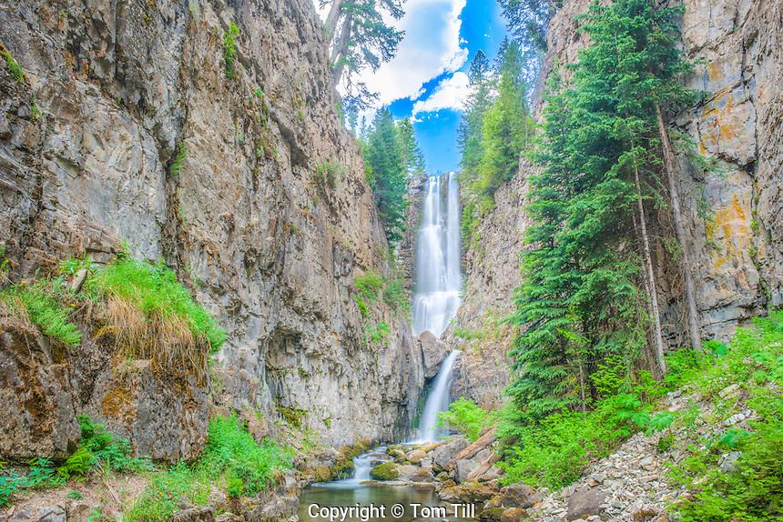 Mystic Falls, San Juan Mountains, Colorado