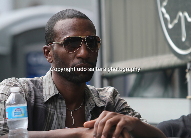 Actor Leon Attends the 4th Annual R&B Fest 2012 Eric Benet, Salt-n-Pepa, Christopher Williams, Kenny Lattimore, Q Parker, DJ DWIZ Presented in Association with: Globe Star Media and WBLS held at SummerStage Central Park, NY 8/12/12