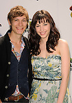 "UNIVERSAL CITY, CA. - May 16: Landon Pigg and Lucy Schwartz arrive at the ""Shrek Forever After"" Los Angeles Premiere at Gibson Amphitheatre on May 16, 2010 in Universal City, California."