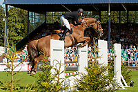 BEL-Pieter Devos (CANDY) 2012 GBR-Longines Hickstead Royal International Horse Show: THE KING GEORGE V GOLD CUP-5TH