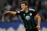 Fussball, Bundesliga 2010/2011: Hamburger SV - VFL Wolfsburg