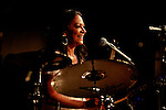 May 30, 2009:  Sheila E at the 'Rhythm on the Vine' charity event to benefit Shriners Children Hospital held at  the Gainey Vineyard in Santa Ynez, California..Photo by Nina Prommer/Milestone Photo