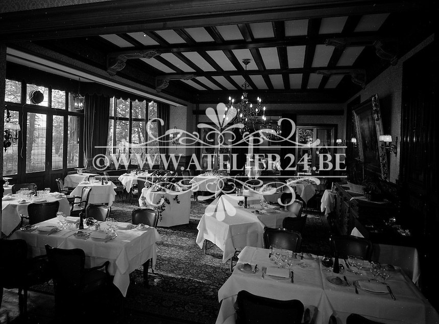 Restaurant Lindenbos.