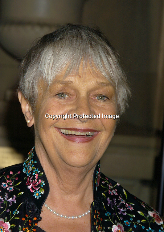 "Estelle Parsons..at a screening of an HBO Film ""Empire Falls"" on ..May 9, 2005 at the Metropolitan Museum of Art. ..Photo by Robin Platzer, Twin Images"
