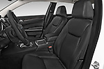 Front seat view of a 2018 Chrysler 300 Limited 4 Door Sedan front seat car photos