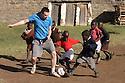 Stevenage FC in Nakuru - 30/05/13